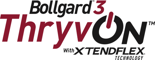 Bollgard 3 ThryvOn cotton with XtendFlex Technology